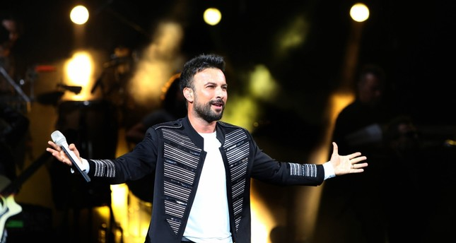 Tarkan continues performances this week