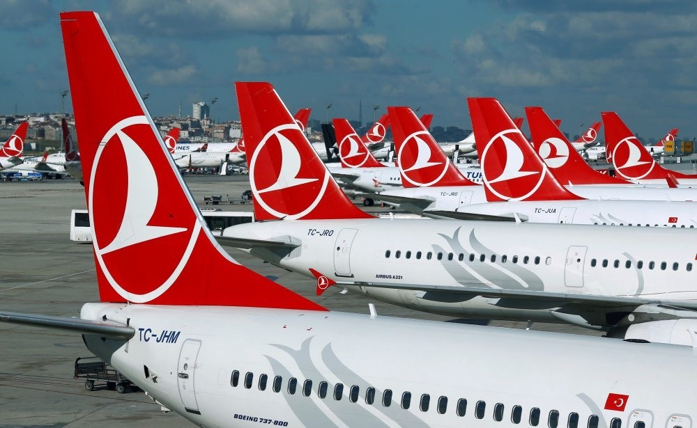 State's shares of Turkish Airlines (THY), amounting to 49.12 percent, were transferred to the TVF in early February this year.