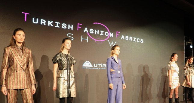 Foreign buyers came to Turkey's textile capital Bursa to attend the Turkish Fashion Fabrics (TFF) Multimedia Show on Nov. 14.