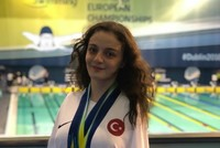 Turkish paralympic swimmer wins silver at world champs