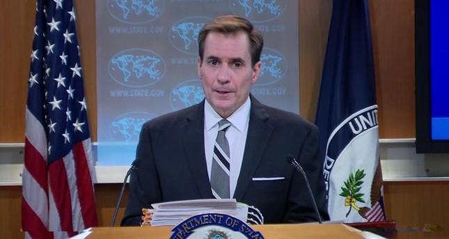الخارجية الأمريكية: محادثاتنا مع تركيا مستمرة بشأن مخاوفها من الإرهاب