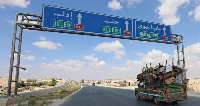 الولايات المتحدة ترحب بالاتفاق التركي الروسي حول إدلب
