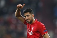 Boost for Liverpool as Can returns to training ahead of final