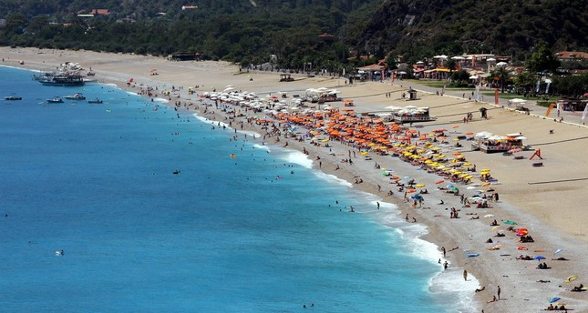 Turkey's top tourism destination Antalya hosted above 10 million foreign tourists during the period of Jan. 1 to Aug. 22 this year with an increase of 17.6% compared to the same period last year.