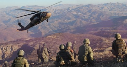 pA total of 39 PKK terrorists were killed in counterterror operations carried out in southeastern, eastern Turkey and northern Iraq between December 8 and 14, the Turkish Armed Forces (TSK) said...