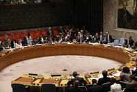 UNSC to convene to discuss trilateral Tehran summit upon Russia's request