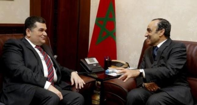 رئيس مجلس النواب المغربي يدعو إلى تعزيز العلاقات مع تركيا