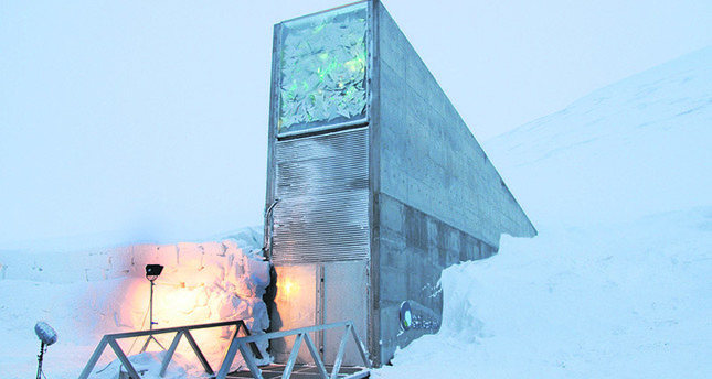 'Doomsday' seed vault to be repaired after Arctic water breaches into building