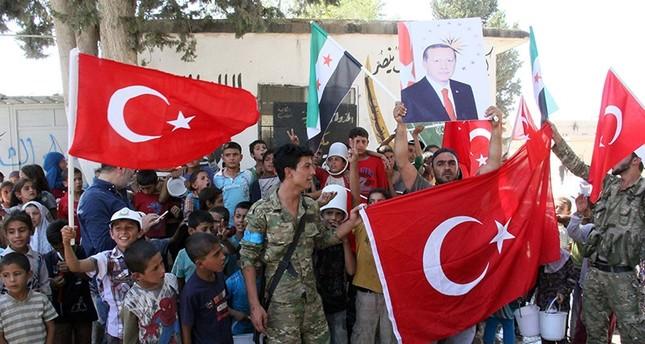 المستشار القانوني للجيش الحر: ثقة السوريين وترحيبهم بالجيش التركي لا تقارن بالأمريكي