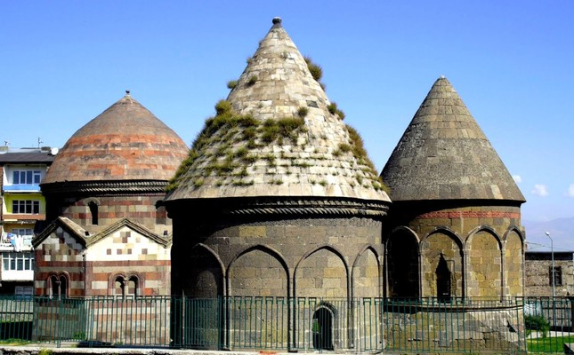 Ancient domes to boost tourism in Turkey's Erzurum