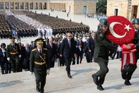 Turkey marks Victory Day amid a spate of threats to its independence