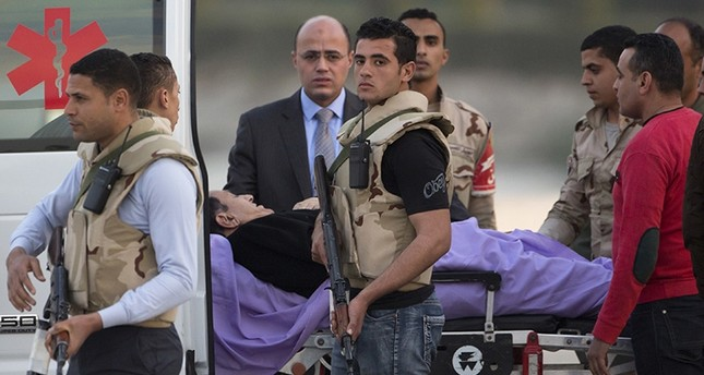 النائب العام المصري يوافق على إخلاء سبيل حسني مبارك