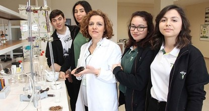 A group of high school students who have been working on the locust bean's ability to separate heavy metals from water have been invited to Harvard University in Boston to make a presentation about...