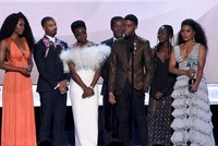 'Black Panther' wins top prize at SAG Awards, boosting Oscar chances