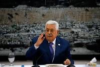 الرئيس الفلسطيني، محمود عباس (الفرنسية)