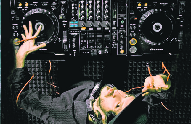 Accomplished Turkish DJ will attend nearly 120 festivals this year.
