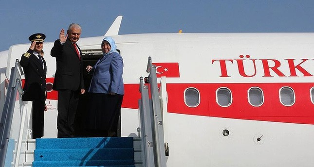 يلدريم يجري زيارة رسمية لروسيا في ديسمبر المقبل