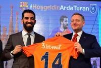 Turkish league leaders Başakşehir have signed Turkish midfielder Arda Turan on a two-and-a-half-season loan deal from Barcelona, the club announced yesterday.  The former Turkey international...
