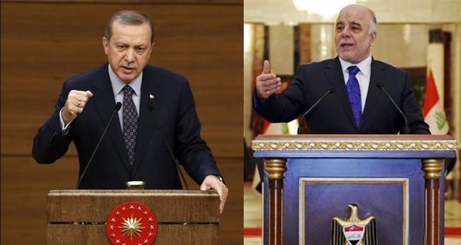 Erdoğan, Iraqi PM Abadi discuss KRG independence referendum over the phone