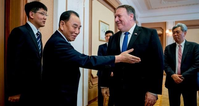 بومبيو يصل كوريا الشمالية لـإتمام تفاصيل نزع السلاح النووي