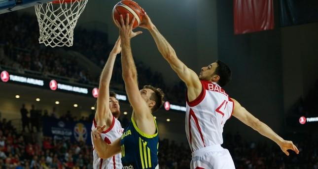 Turkey beats Slovenia in FIBA World Cup qualifiers