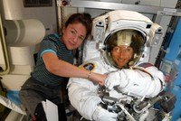 All-female spacewalk to take place in October