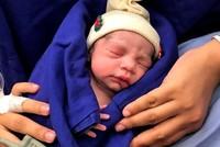 Женщина впервые выносила ребенка в матке от умершего донора