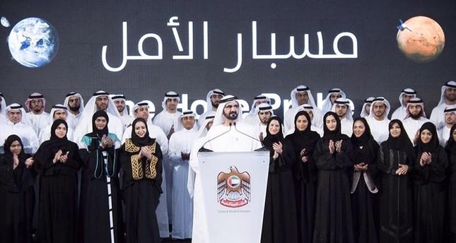 الإمارات تبدأ تصنيع أول مسبار عربي إسلامي للمريخ