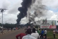 35 people killed, over 100 injured after gas tanker explosion in Nigeria