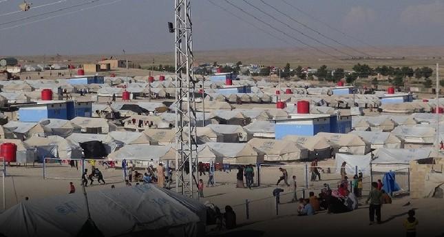 قلق أممي بالغ إزاء سلامة سكان مخيم للنازحين في سوريا