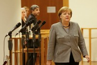 German Chancellor Angela Merkel's failure to forge a three-way coalition government has plunged Europe's largest economy into uncharted waters, raising pressure on the three-term conservative...