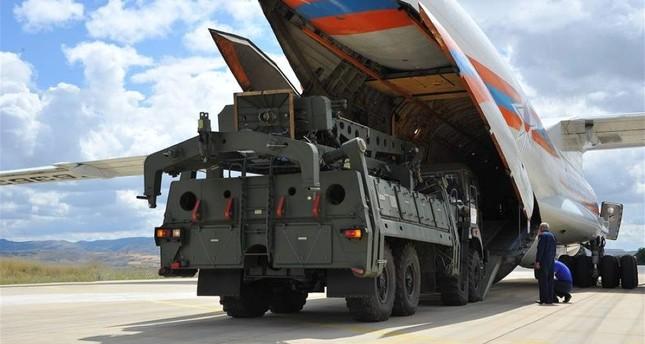 Turkey to fly F-16s near Ankara to test S-400 radar systems, report says