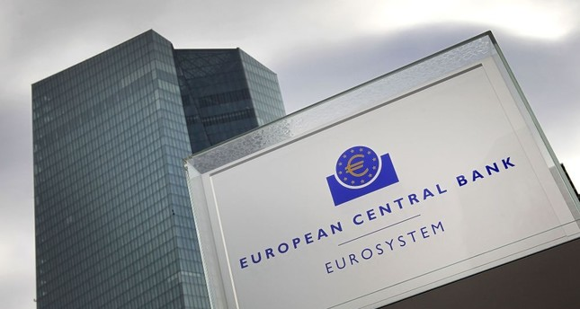 The European Central Bank (ECB) building in Frankfurt am Main, Germany, Oct. 26.