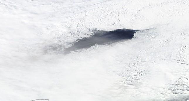 Screenshot from NASA Worldview