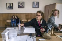 The head of a Turkey-based NGO said on Tuesday his group would take legal action over alleged anti-democratic practices surrounding Sunday's Bulgarian general election.  Nedim Dönmez, chairman of...