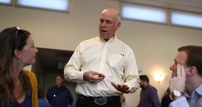 pThe Republican candidate for Montana's sole congressional seat was charged with misdemeanor assault Wednesday night after witnesses told police Greg Gianforte grabbed a reporter by the neck and...