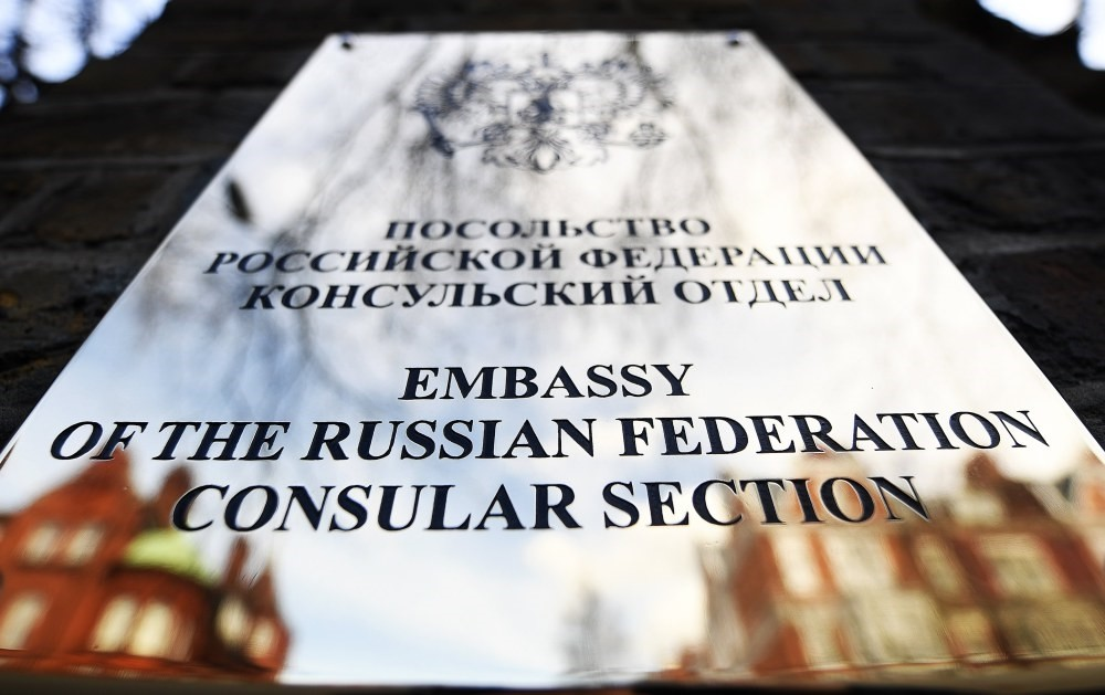 It does not seem likely that the U.K. will slap sanctions on Russia over spy poisining in Salisbury since the British economy enjoys large sums of Russian money.