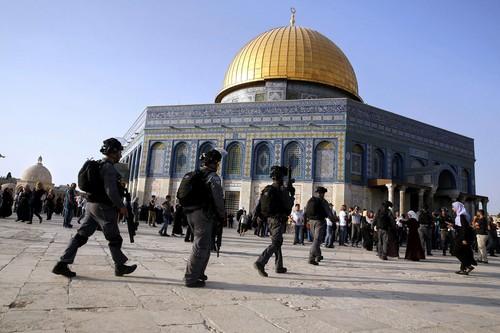 Jordan sends diplomatic note to Israel over violations in Al-Aqsa mosque