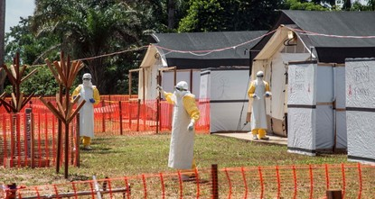 Number of confirmed Ebola cases rises to 13 in Congo