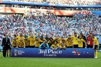 WM: Belgien holt Platz drei nach 2:0 gegen England