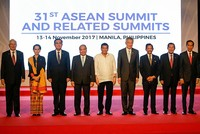 A draft of the statement to be issued after a Southeast Asian summit makes no mention of the exodus of Rohingya Muslims from Myanmar's Rakhine state following a military crackdown that has been...
