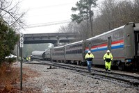 2 dead, 116 injured as Amtrak, freight trains collide in South Carolina