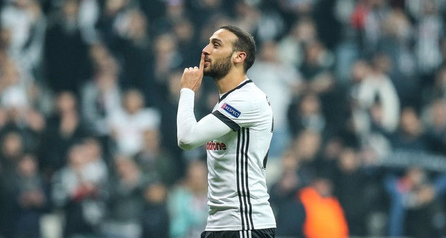 Image result for Everton sign Cenk Tosun from Besiktas for $36m