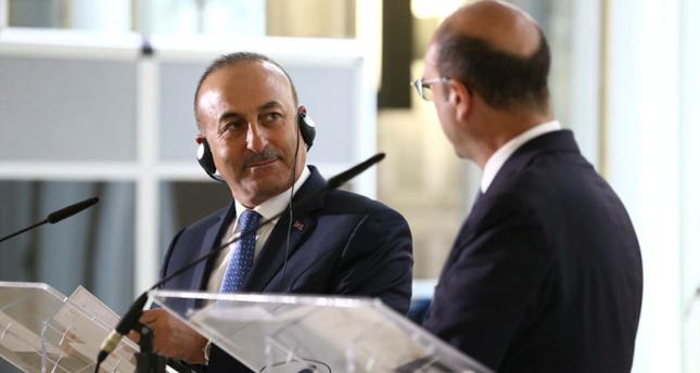 جاويش أوغلو: لقاء أردوغان مع زعماء الاتحاد الأوروبي سيكون مهماً للغاية
