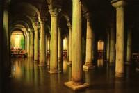 يستعد خزان مياه إسطنبول الأثري المعروف باسم
