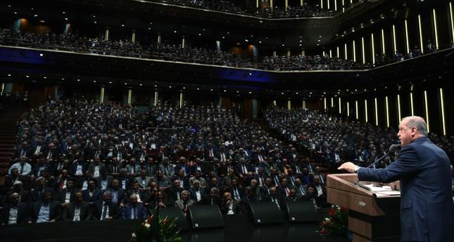 أردوغان: أشعر بالحاجة إلى الاستعداد للانتخابات الرئاسية 2019