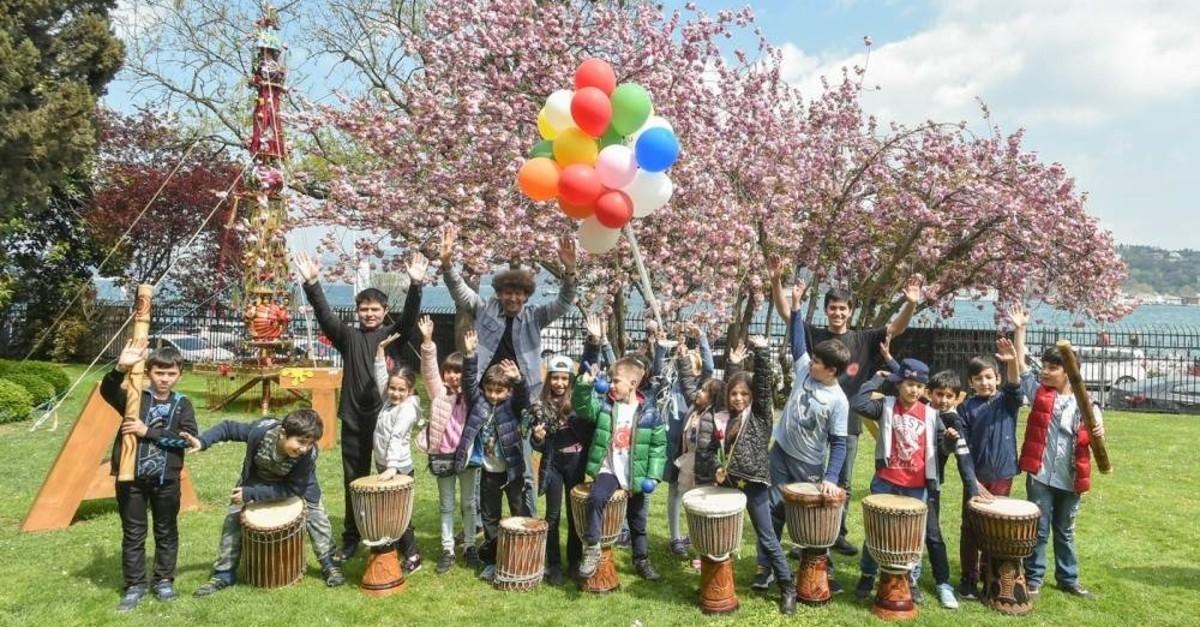 SSM's Rhythm Workshop aims to develop coordination in children.