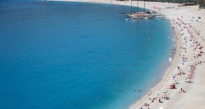 إيرادات السياحة في تركيا ترتفع بنسبة 22٪ في الربع الثالث من العام الحالي