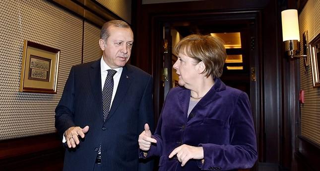 Deutschland-Besuch von Präsident Erdoğan am 7. Juli
