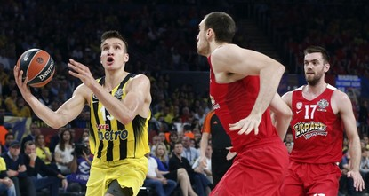 pThe Turkish Airlines EuroLeague's first two-round week in November is set to feature a rematch of the 2017 championship game between Fenerbahçe Doğuş and Olympiacos Piraeus./p